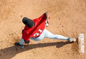 野球の投球